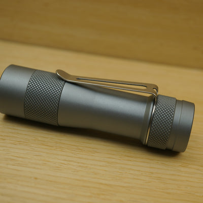 TLF/BLF FW3A Grey CREE XPL HI 2800lm EDC LED Flashlight Andúril UI