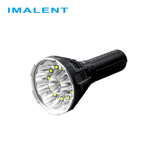 IMALENT MS12 53000 Lumens 12 CREE XHP 70 LED Flashlight.