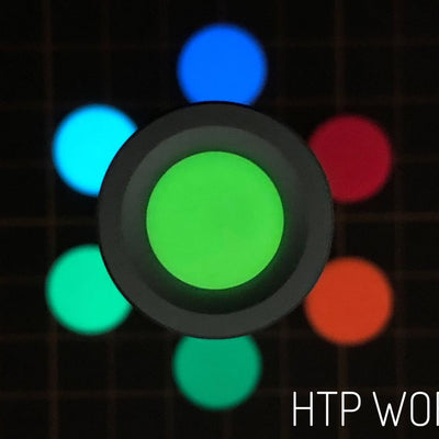 HTP WORKS TurboGlow Glow Gasket Button Cap for FW3A