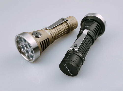 Fireflies E12R 12000lm Flood 21700 Flashlight Anduril UI