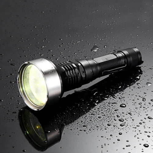 JETBEAM M1X WP-RX 480Lumens 2300m Tactical White Laser Flashlight