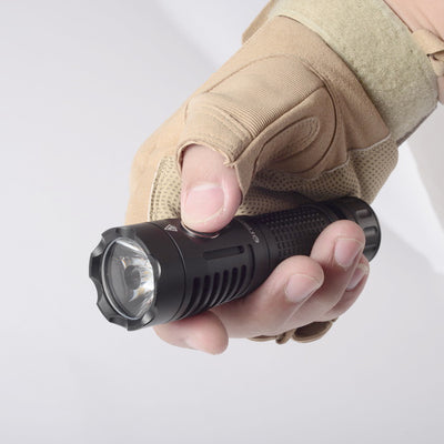 Fireflies E01 Luminus SST40W/Osram 2300lm 21700/18650 Led Flashlight