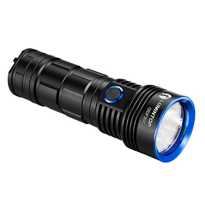 Lumintop ODF30C  Cree XHP 70.2 3500 lumens Rechargeable 26650  Flashlight