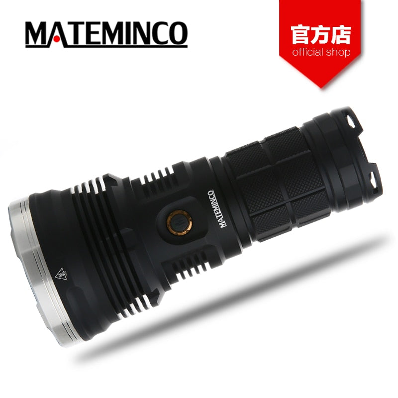 MATEMINCO MT35 CREE XHP35 HI LED 2700lm 1587 meters 2700lm LED Flashlight
