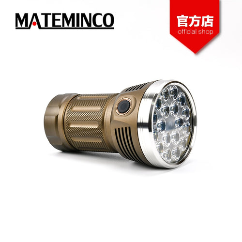 Mateminco MT18S 15000lm 18*Luminus SST20 LED Flashlight ANDÚRIL UI