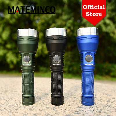 Mateminco MT35mini-S SST40/XHP50.2 Rechargeable Thrower Led Flashlight