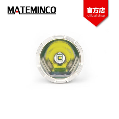 MATEMINCO MT90Mini Luminus SBT90.2 4500 Lumens 1428 Meters Rechargeable Thrower Flashlight