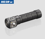 SKILHUNT H03R RC headlamp CREE XM-L2 U4 max 1200 lumen head light beam distance 145m head lamp USB magnetic charging headlight