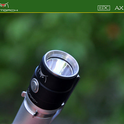 Amutorch AX2 CREE XPL HD Led flashlight.