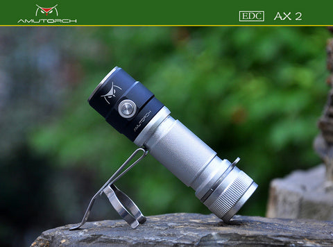 Amutorch AX2 CREE XPL HD Led flashlight