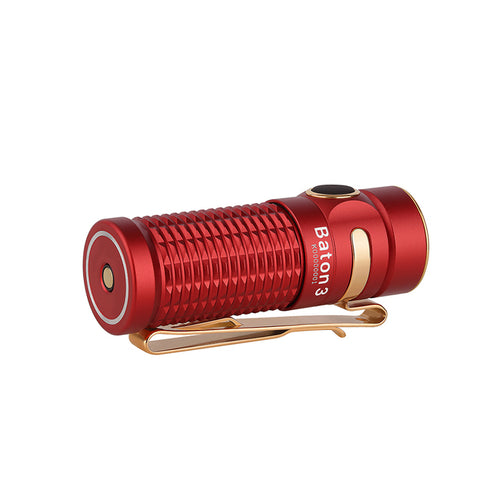 OLIGHT Baton 3 1200lm 166m EDC Flashlight