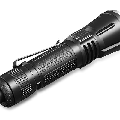 Klarus 360X3 CREE XHP70.2 3200 Lumens Rechargeable Tactical LED Flashlight