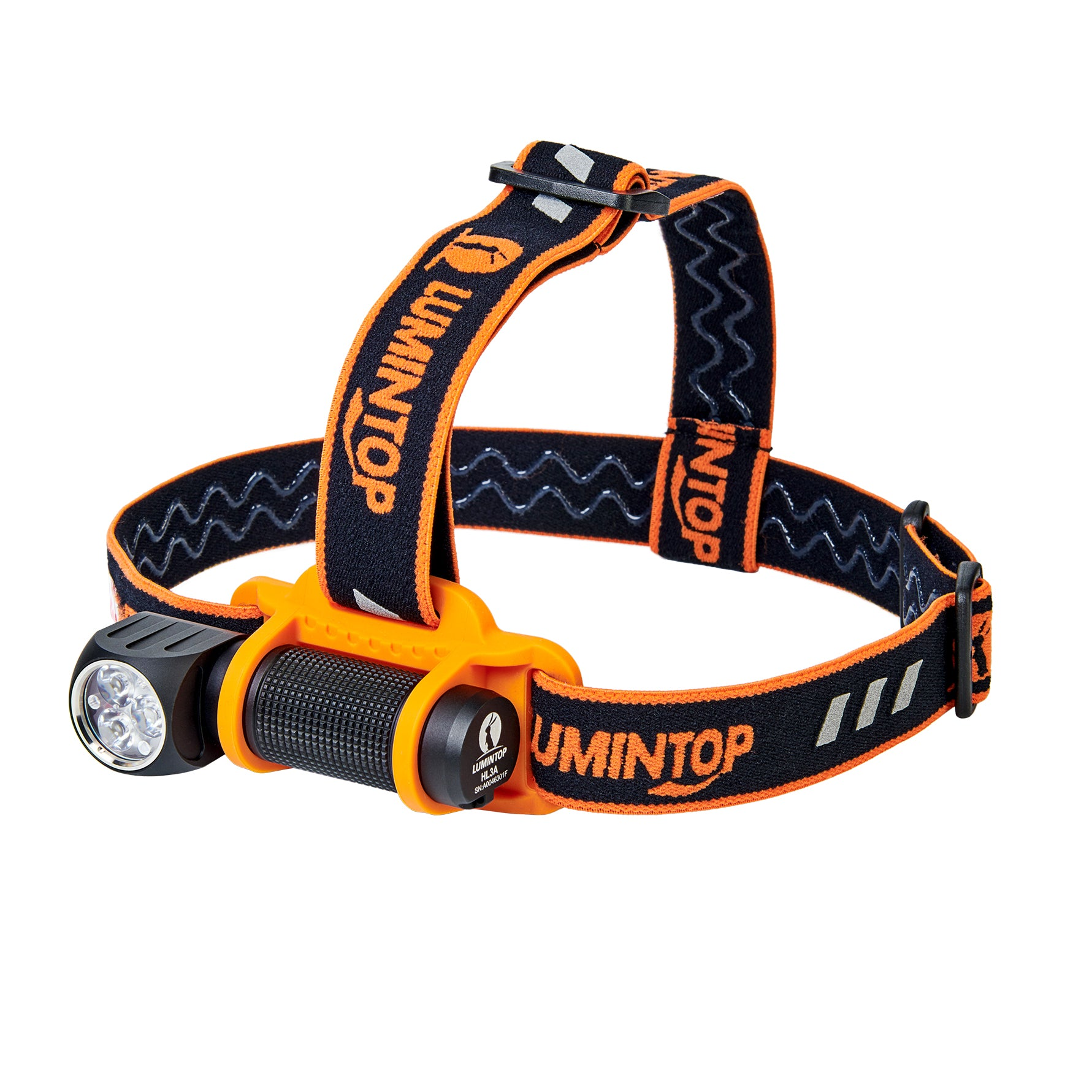 Lumintop HL3A 2800lm EDC LED Flashlight Headlamp Andúril UI
