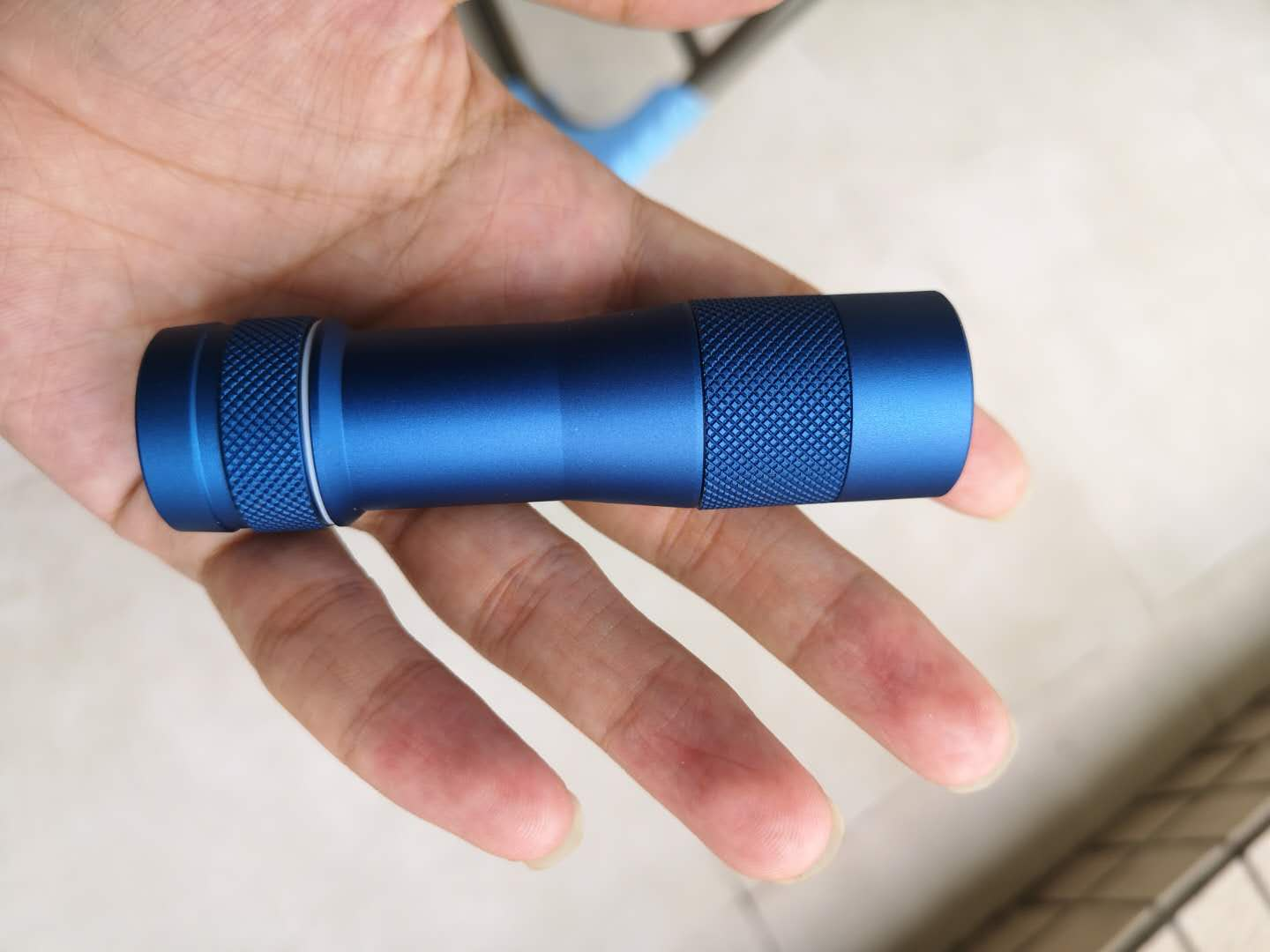 TLF/BLF FW3A Raw/blue/Green/Purple CREE XPL HI 2800lm EDC LED Flashlight Andúril UI