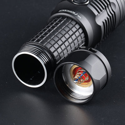 Convoy M3 XHP70.2 4300LM LED Flashlight WIth Temperature Protection