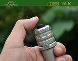 Amutorch New VG10 Cree XPL HD 1200lm 21700 Tactical Flashlight