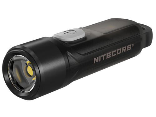 Nitecore TIKI LE OSRAM P8 300lm Rechargeable LED Keychain Flashlight