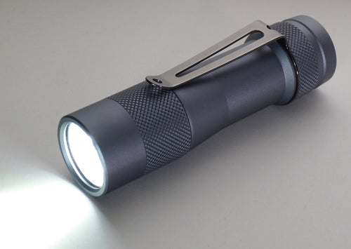TLF/BLF FW3A Grey CREE XPL HI 2800lm EDC LED Flashlight With Battery