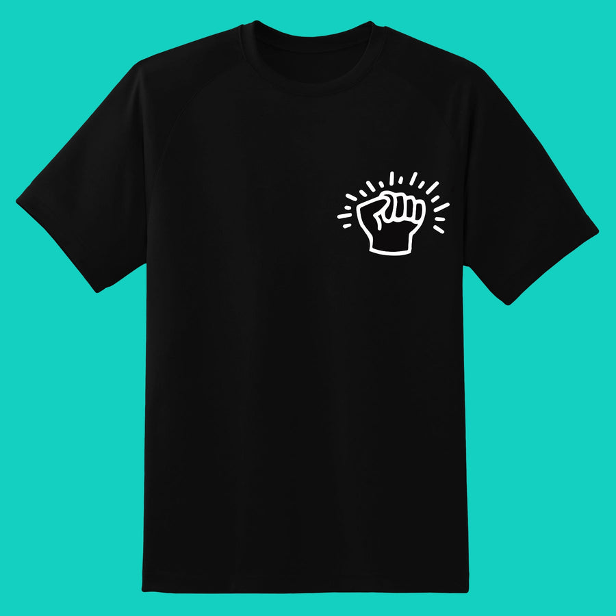 Black Things Tee