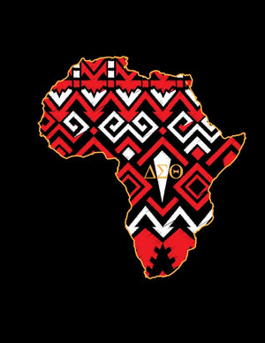 DST Africa Pin