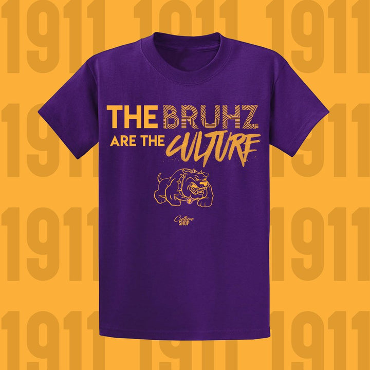 The Bruhz Are The Culture T-Shirt
