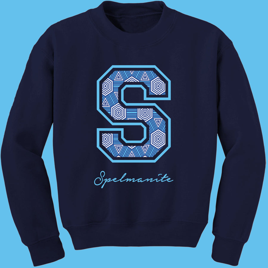 Spelmanite Sweatshirt (Navy)