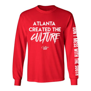 Atlanta Created The Culture Long-Sleeve T-Shirt