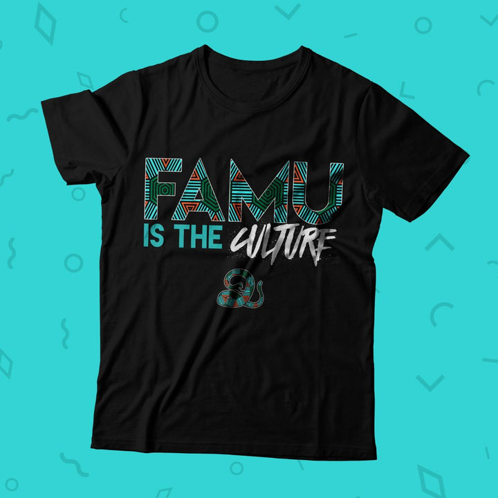 FAMU Is The Culture: COLAC Culture T-Shirt