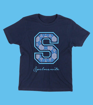 Spelmanite T-Shirt (Navy)