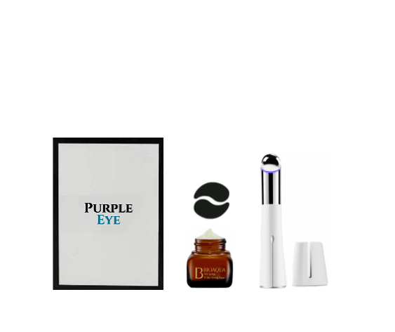 Kit Complet Purple Eye Purple eye - Appareil anti cerne