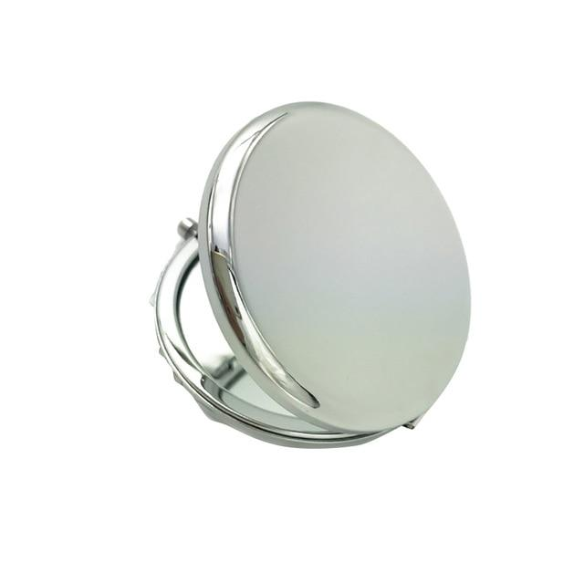 Miroir de Poche Purple Eye Silver Purple eye - Appareil anti cerne