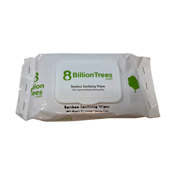 PRE-ORDER: Bamboo Sanitizing Wipes