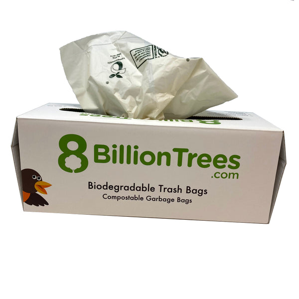PRE-ORDER: Biodegradable Trash Bags