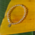 Orange Orangutan Bracelet - Save 100 Orangutan Trees & Plant 10 More