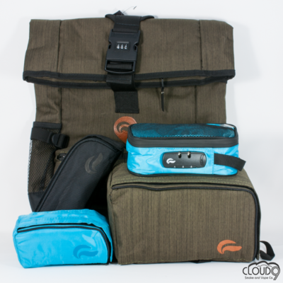 Product Review - Skunk Bags Sidekick Smell-Proof Case
