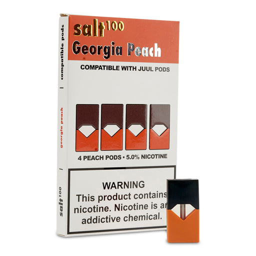 Salt 100 Pods - JUUL Compatible Pods - Cloud9smokeco.com