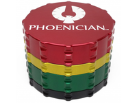 Phoenician Large 4pc Grinder - Cloud9smokeco.com