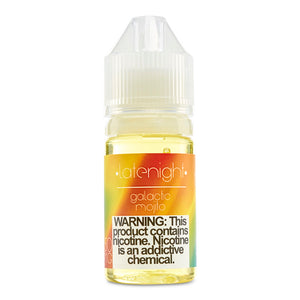 Latenight Salt Nic Vape Juice - Cloud9smokeco.com