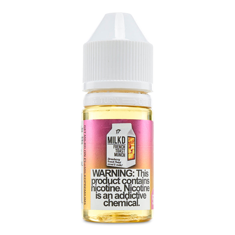 Milkd Salt Nic Vape Juice - Cloud9smokeco.com