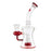 Mob Glass Banger Hanger(Red) - Cloud9smokeco.com