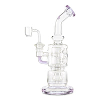 Mob Glass Straight Fab(Purple) - Cloud9smokeco.com
