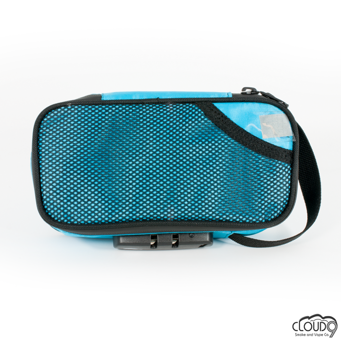 SKUNK Sidekick Smell-Proof Case (Blue) - Cloud9smokeco.com