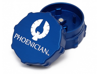 Phoenician Small 2pc Grinder - Cloud9smokeco.com