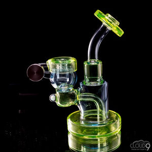 Pyrology .38 Special Fixed Bucket(Blue, Green, and UV) - Cloud9smokeco.com