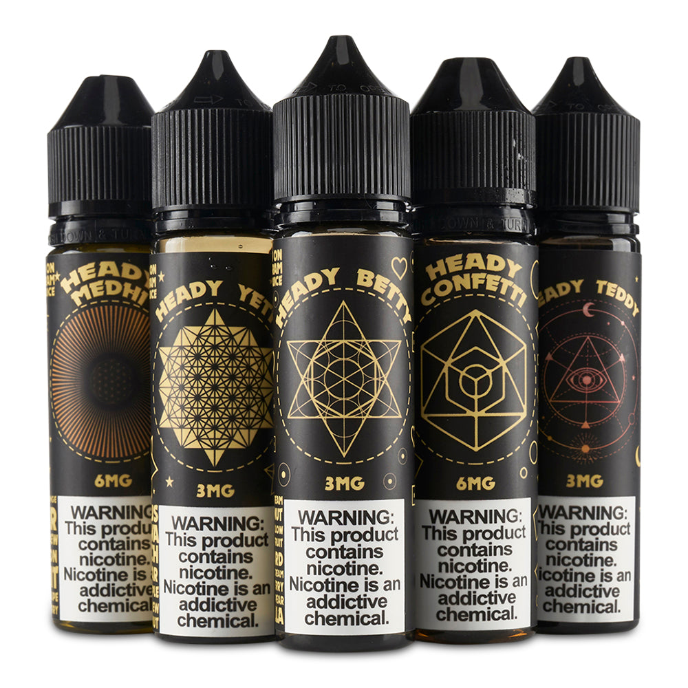 Heady Vape Juice - Cloud9smokeco.com
