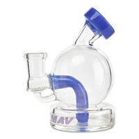 Mav Glass Bulb Banger Hanger (Blue) - Cloud9smokeco.com