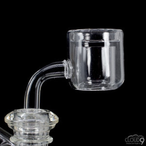 Pure Quartz Thermal Banger and Cap Set - Cloud9smokeco.com