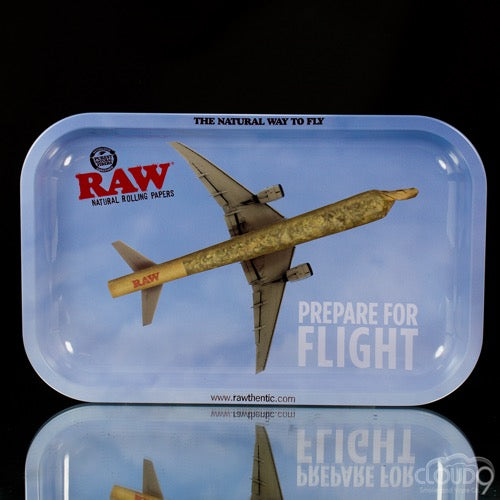 Raw Medium Flight Rolling Tray