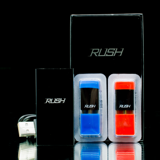 Rush Starter Kit - Compatible With Juul Pods - Cloud9smokeco.com
