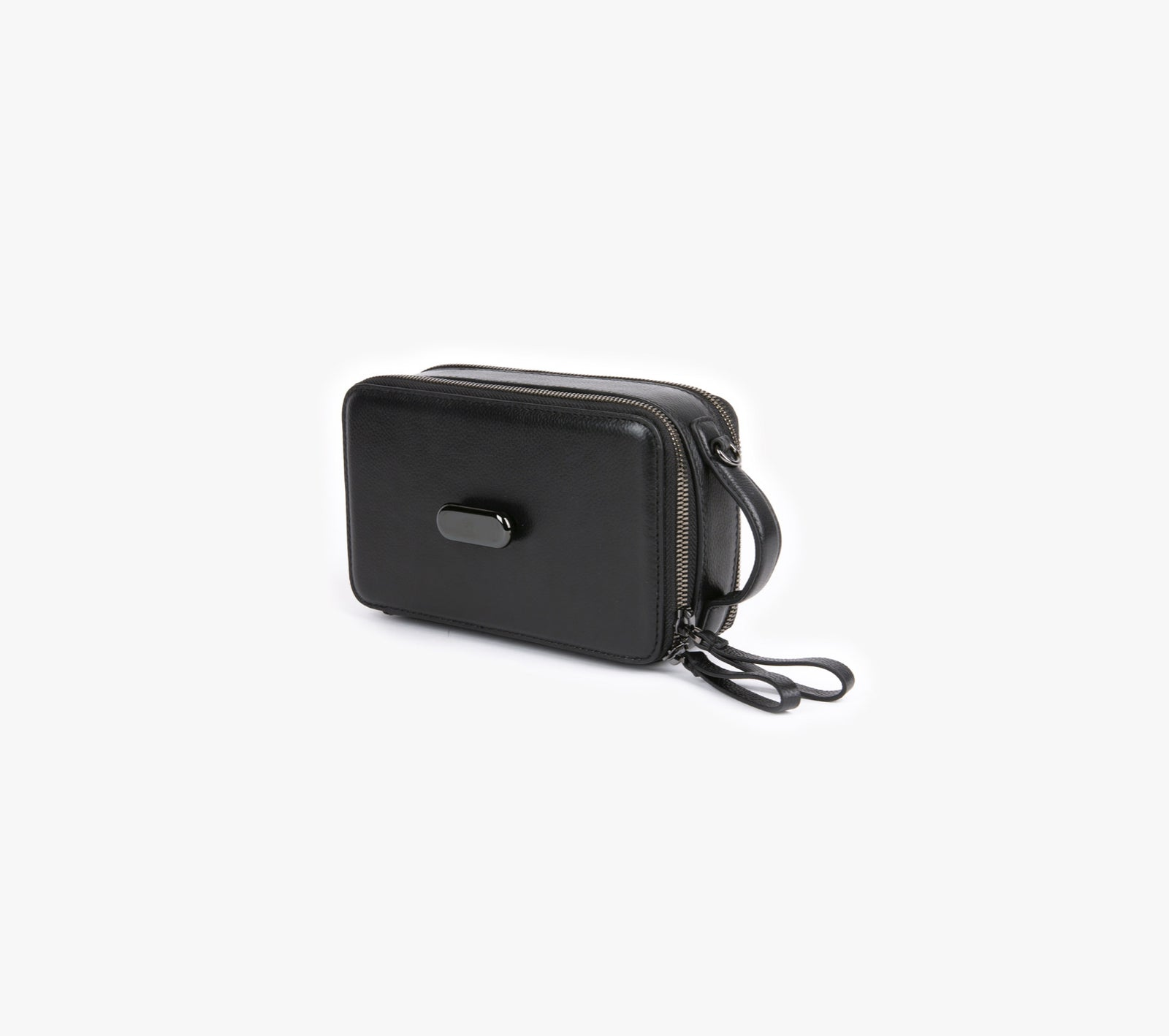 Essentials Plus Bag in Black